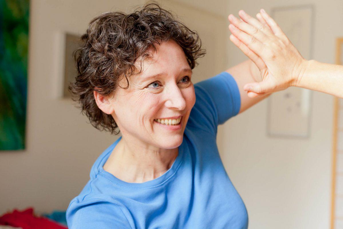 Cora Hiebinger Grinberg, Pilates, Spiraldynamik Vienna