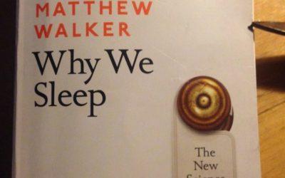 Warum wir schlafen. Das Buch, das Alle lesen sollten.